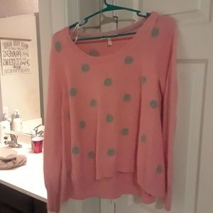 New Victoria's secret Pink Cashmere sweater OFFERS